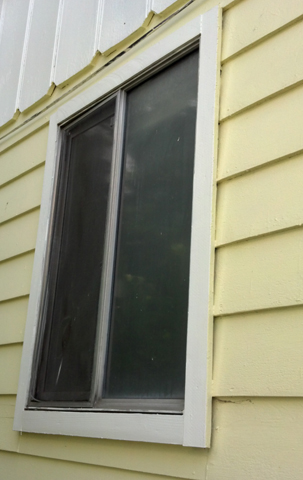Before Install a new front door and sidelight glass